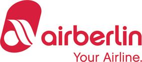 Авиакомпания Air Berlin (Эйр Берлин) логотип