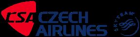 Авиакомпания Чешские авиалинии (CSA Czech Airlines) логотип