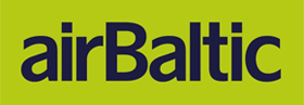 Авиакомпания AirBaltic (ЭйрБалтик) логотип